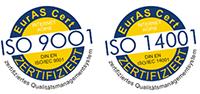 ISO Siegel MGN Pura GmbH
