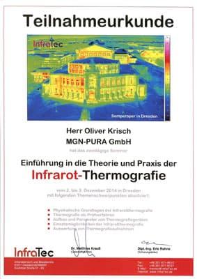 infrarot thermografie